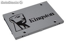 Kingston ssd 480GB SSDNow V400 SATA3 2.5 7mm (adaptador a 9.5mm) Series Bundle