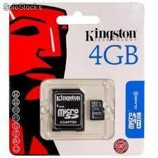 Kingston tarjeta micro sd 4GB
