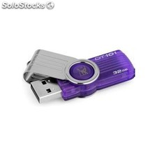 Kingston Technology - DataTraveler 101 G2 32GB 32GB USB 2.0 Tipo A Violeta