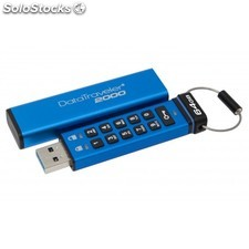 Kingston Technology - DataTraveler 2000 64GB 64GB USB 3.0 (3.1 Gen 1) Tipo A