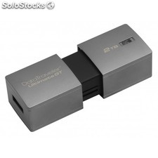 Kingston Technology - DataTraveler dtugt/2TB 2000GB usb 3.0 (3.1 Gen 1) Tipo a