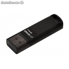 Kingston Technology - DataTraveler Elite G2, 64GB 64GB USB 3.0 (3.1 Gen 1) Tipo