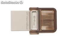 Kingston Technology DataTraveler microDuo otg 64GB 64GB usb 2.0 Marr PMR03-24806