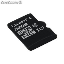 Kingston Technology microSDHC Class 10 UHS-I Card