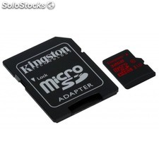 Kingston Technology - microSDHC/sdxc uhs-i U3 32GB 32GB MicroSDXC uhs Clase 3
