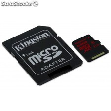 Kingston Technology - microSDHC/sdxc uhs-i U3 64GB 64GB MicroSDXC uhs Clase 3