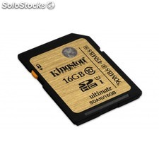 Kingston Technology - sdhc/sdxc Class 10 uhs-i 16GB 16GB sdhc uhs Clase 10