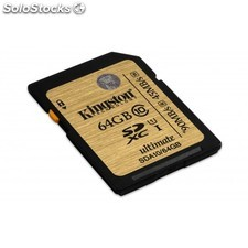 Kingston Technology - sdhc/sdxc Class 10 uhs-i 64GB 64GB sdxc uhs Clase 10