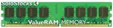 Kingston technology valueram 1gb 667mhz ddr2 non-ecc cl5 dimm 1gb ddr2 667mhz