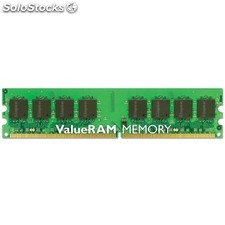 Kingston Technology - ValueRAM 1GB 800MHz DDR2 Non-ecc CL6 dimm 1GB DDR2 800MHz