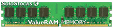 Kingston technology valueram 2gb 667mhz ddr2 non-ecc cl5 dimm 2gb ddr2 667mhz