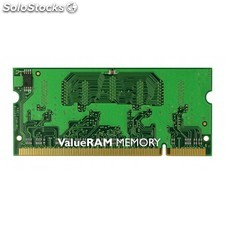 Kingston Technology - ValueRAM 2GB 667MHz DDR2 Non-ecc CL5 sodimm 2GB DDR2