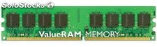 Kingston technology valueram 2GB DDR2-800 2GB DDR2 800MHZ m