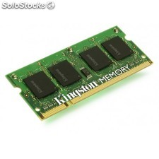 Kingston Technology - ValueRAM 2GB DDR3-1600 2GB DDR3 1600MHz módulo de memoria