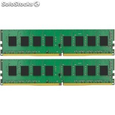 Kingston Technology - ValueRAM 32GB DDR4 2133MHz Kit 32GB DDR4 2133MHz ecc