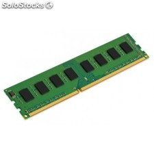 Kingston Technology - ValueRAM 4GB DDR3 1600MHz Module 4GB DDR3L 1600MHz módulo