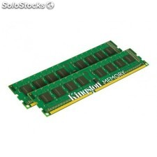 Kingston Technology - ValueRAM 8GB DDR3 1600MHz Kit 8GB DDR3 1600MHz módulo de