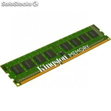 Kingston Technology - ValueRAM 8GB DDR3 1600MHz Module 8GB DDR3 1600MHz módulo