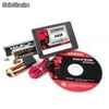 Kingston V100 Series 64Gb 2.5 Sata II SSD Bundle Desktop