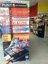 Kiosco de fotos EnjoyPointPrint: Instagram, EnjoyPhoto.net, recargas, bitcoin...
