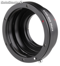Kipon Tilt Adapter Canon EF Lens to MFT Camera