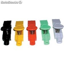 Kit adaptador clip / stamp (sello) 10 unidades