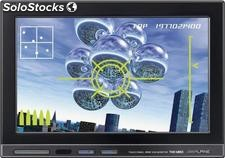 Kit alpine TME-M860, monitor 8'' touch screen + NVEM300P, navigatore con cartografia europea