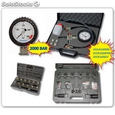 Kit Alta Presion Common Rail Tester 200 Bar+ Falsos Reguladores + Kit