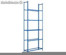 kit autoclick llantas plus 5/300 azul, 2000x1000x400mm, simonrack
