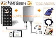 Kit autoconsumo 700 web