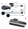 Kit autoescuela InterPhone F5 Off Road + DualPhone CarKit moto-coche