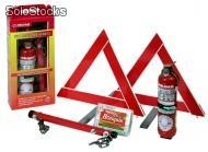 Kit Automotor Antincendio