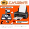 Kit basic sublimación digital transfer 5 en 1