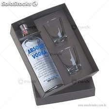 Kit Bebida Absolut
