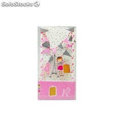 Kit cake topper parisina
