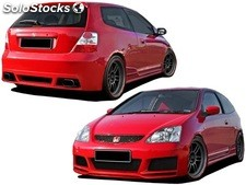Kit carroceria honda civic 02 star - not yet available!
