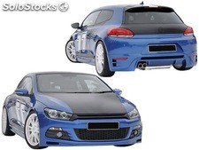 Kit carroceria vw scirocco - only spoilers