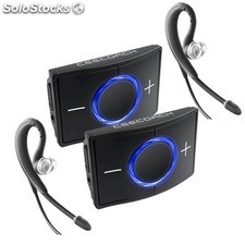 Kit Ceecoach Duo, pareja intercomunicadores Bluetooth