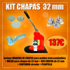 Kit chapas 32MM