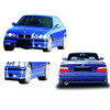 Kit completo bmw E36 illusion