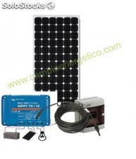 Kit de ampliacion energia solar fotovoltaica autoinstalable panel 190w