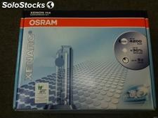 Kit de conversion h4 osram xenarc 6000k