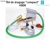 Kit de dragage compact ke05