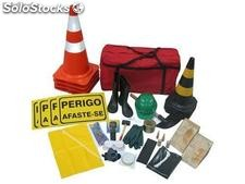 Kit de Emergencia - nbr 9734-NBR 9735