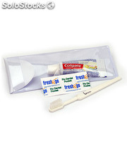kit de higiene dental