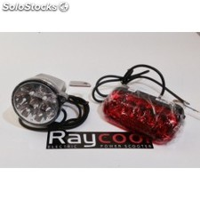 Kit de Luces LED para Raycool