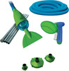 Kit de mantenimiento Little Vac para piscina desmontable - Gre 08011