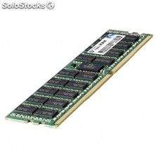 Kit de memoria registrada hpe x4 DDR4-2133 - rango doble - 16 GB (1 x 16 GB) -