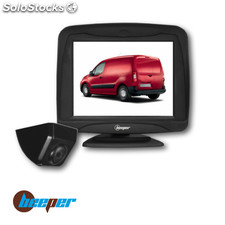 "Kit de video trasera con pantalla LCD de 3.5 ""RW037-P"