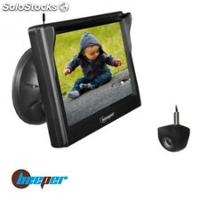 "Kit de video trasera inalámbrico con pantalla 5 ""LCD RW050RF"